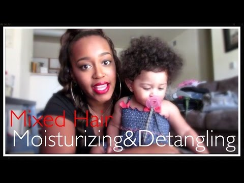 mixed baby hair styles mixed babies hair moisturizing amp detangling shea 4385 | hqdefault