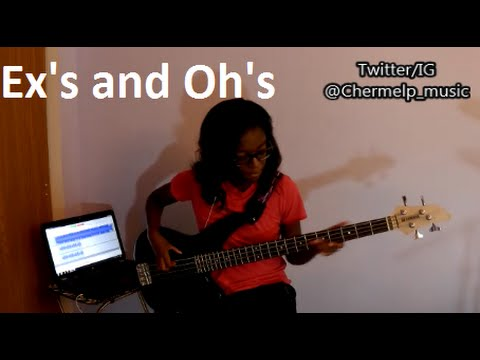 Elle King - Ex's and Oh's (Bass Cover)