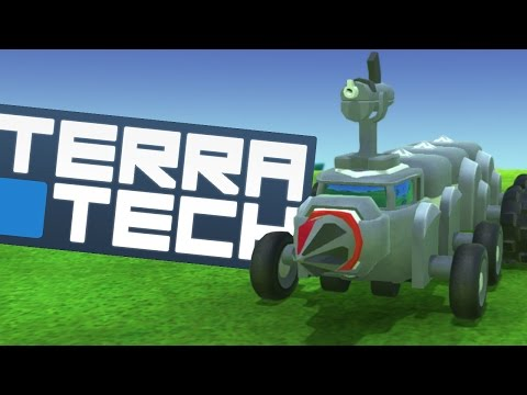 BESIEGE MEETS BATTLEBOTS - TerraTech