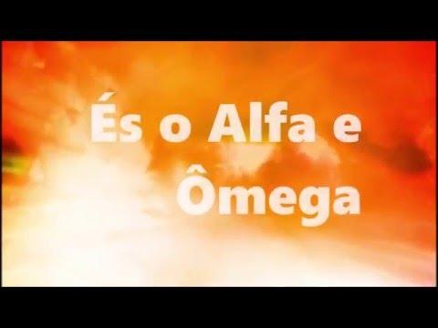Video Letra - Alfa e Ômega - Marine Friesen Feat Ana Paula Valadão
