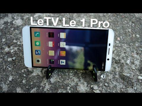 [SL] 052 - LeTV LE1 Pro обзор телефона с 2К дисплеем + 64GB до 200$ One Pro (Le 1 Pro, X800)