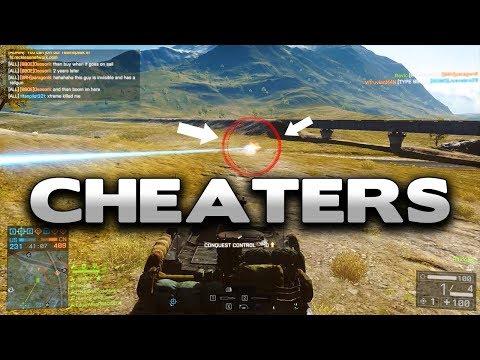 Battlefield 4  Killing CHEATERS Part 3