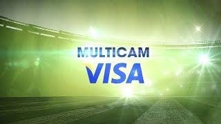 Le multicam VISA et la Coupe du Monde FIFA 2014