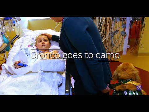 AJC Documentary | Bronco goes to camp