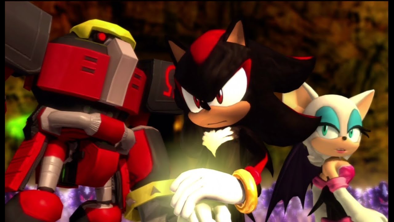Sonic The Hedgehog (2006): Shadow's Story