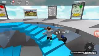 Playing with my brother joakin roblox