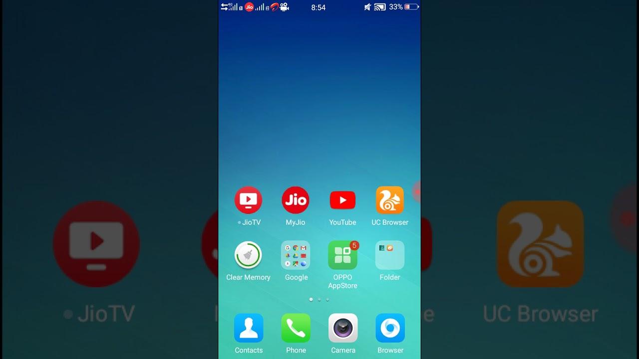 OPPO app store in oppo neo 7
