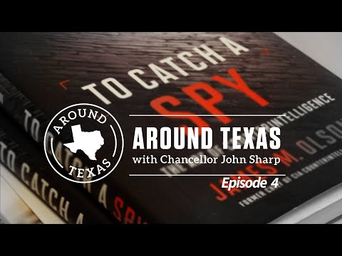Former CIA agent Shares Declassified Stories and Discusses Counterintelligence