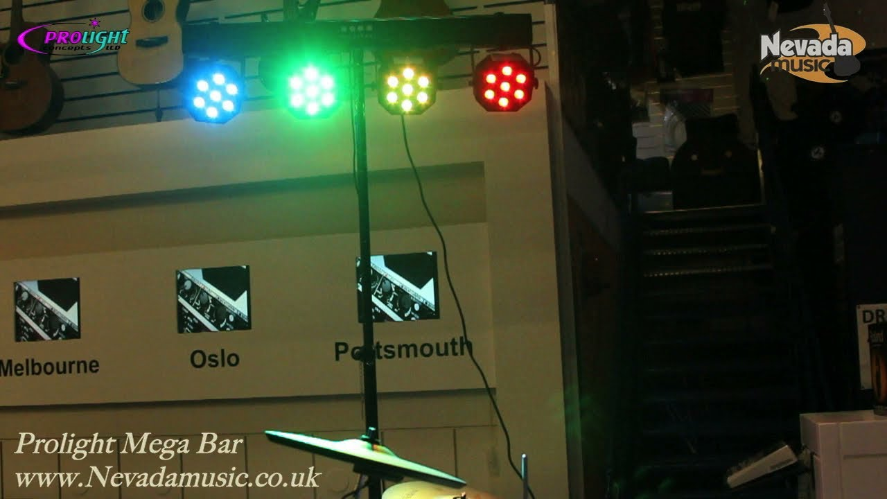diy portable stage small stage lighting truss. Mega Bar LED Compact Stage Lighting System Demo Diy Portable Small Truss Y