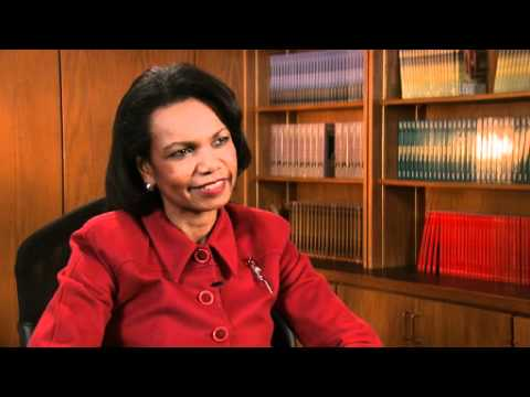 Condoleezza Rice: Facing Forward, Looking Back