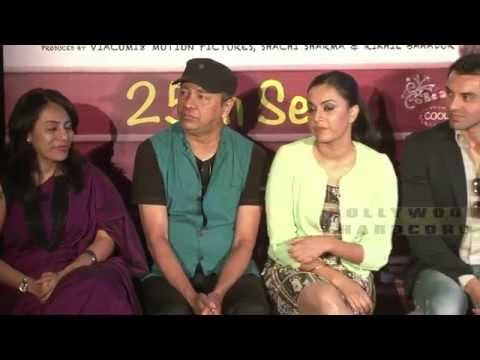 Time Out' 2015 Movie Trailer Launch by Swara Bhaskar