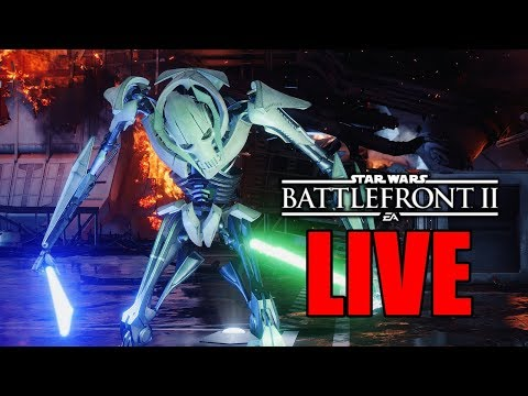 SUNDAY STREAM! | STAR WARS BATTLEFRONT 2 LIVE STREAM | #112 thumbnail