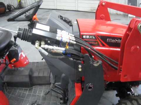 Mahindra Max 26 Xl Loader Removal Youtube