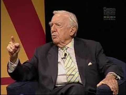 A Conversation with Walter Cronkite