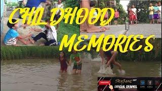 MGA LARONG PINOY || CHILDHOOD MEMORIES || BATANG 70's,80's and 90's || SkyRenz007 ||
