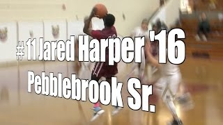 Jared Harper '16, Pebblebrook Senior at 2015 UA Holiday Classic