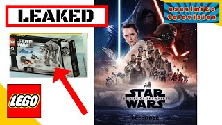 STAR WARS LEAKED IMAGES OF LEGO PLUS TOY HUNT FUN FACTS AND ERIC BUTTS ON TWITTER
