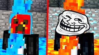 Только Нуб не Сможет Найти 3 Отличия ! - Майнкрафт 99% Троллинг | Девушка Грифер Minecraft
