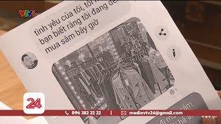 Cảnh báo tội phạm lừa đảo chiếm đoạt tài sản qua mạng xã hội   VTV24