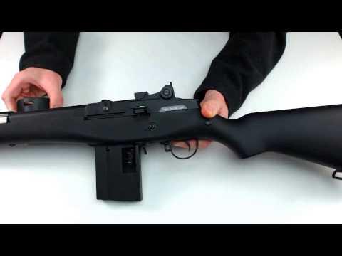 Tippmann X7 Phenom M14 Paintball Battle Rifle