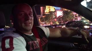 Koksu jedzie na strip w Las Vegas 2017 Video