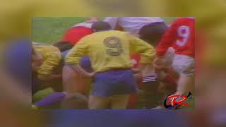 Rugby, Tara Galilor - Romania, 9-15, 10 decembrie 1988. Rezumat, repriza II. Subscribe please