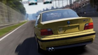 Need For Speed: Shift 2 Unleashed - BMW M3 E36 - Test Drive Gameplay (HD) [1080p60FPS]