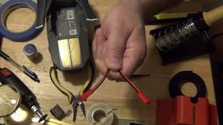 mavic pro dual battery mod part 1