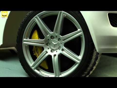 Mercedes-Benz SLS AMG: детализированная копия от Rastar