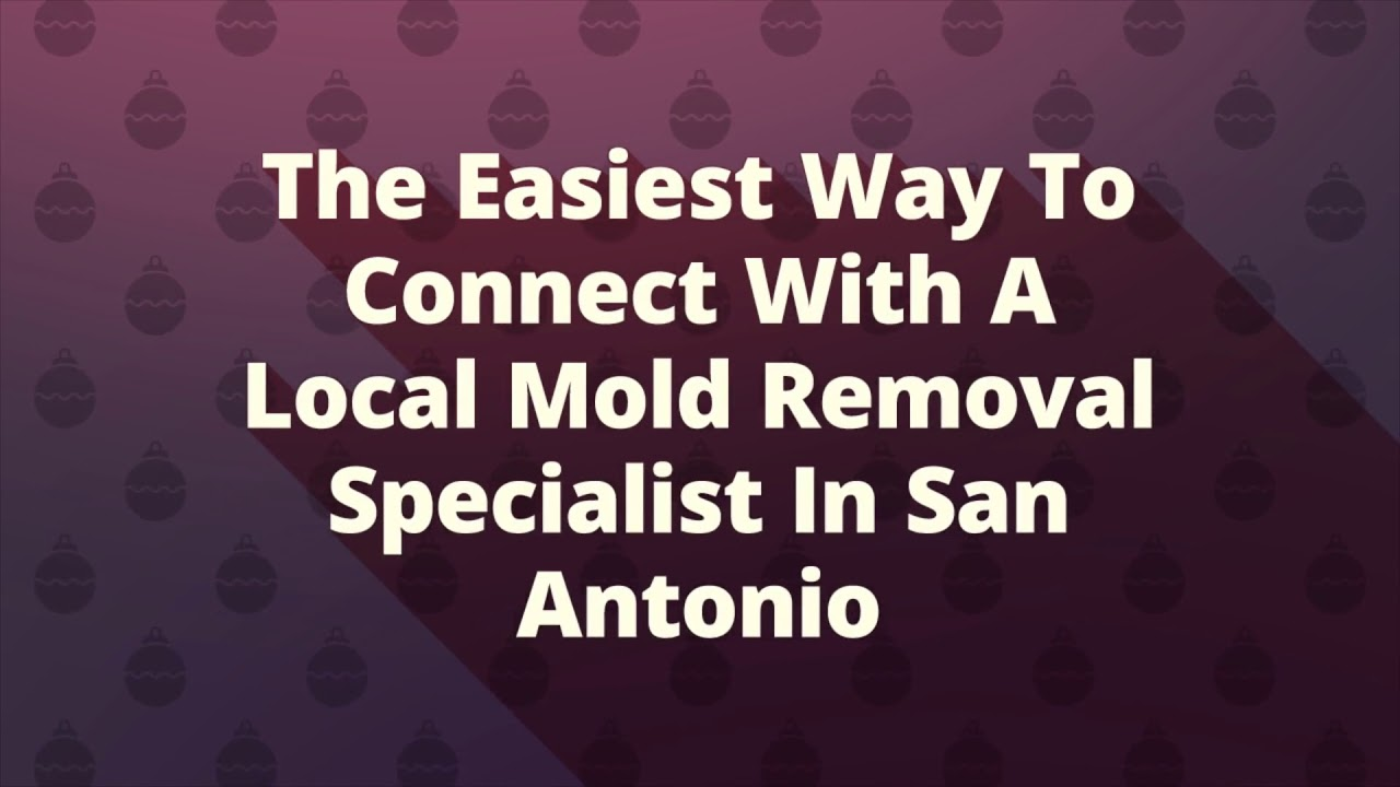 All US Mold Removal in San Antonio TX
