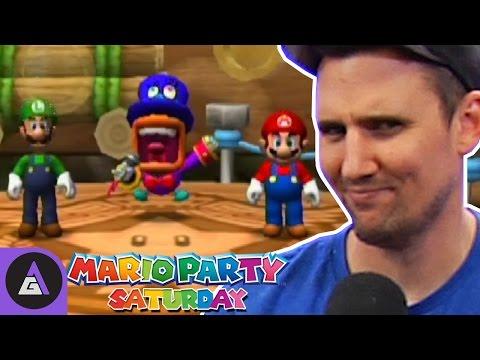 Cannon Thug Life - Mario Party 8   Mario Party Saturday