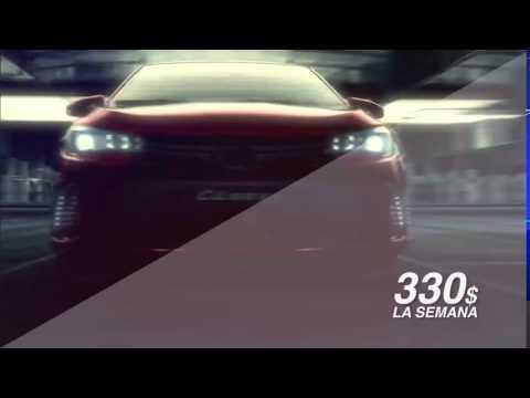 Auto Elite Rental nuevo toyota Camry 2016