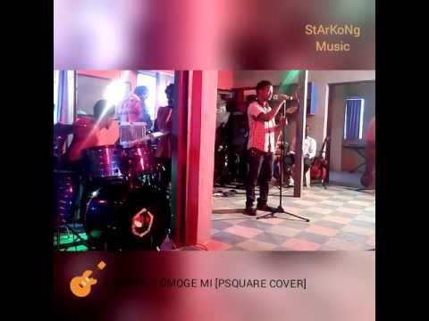 KARiSMA - OMOGE MI [PSQUARE COVER] Live Performance with #TenstringsNaija