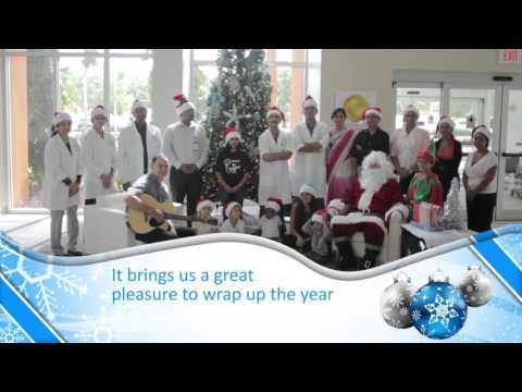 Christmas Greeting from Health City Cayman Islands