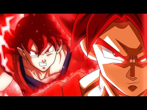 Kaio-ken Complete Goku - Dragon Ball Super Universe Survival Arc
