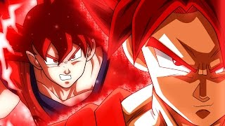 Kaio-ken complete goku - dragon ball super universe survival arc