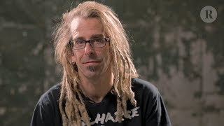 lamb of gods randy blythe on cover of accuseds inherit the earth burn the priests punk roots