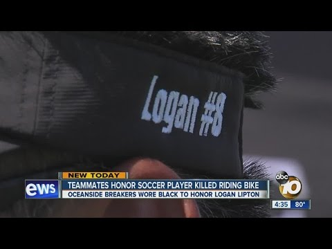 Oceanside soccer league honors one of their own by holding a moment of silence before games Saturday