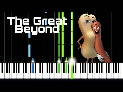 The Great Beyond from the Sausage Party OST Piano Cover