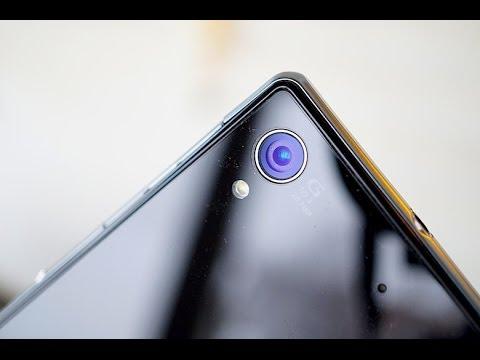 Xperia Z1S Camera: The Best Waterproof Smartphone Camera? | Pocketnow