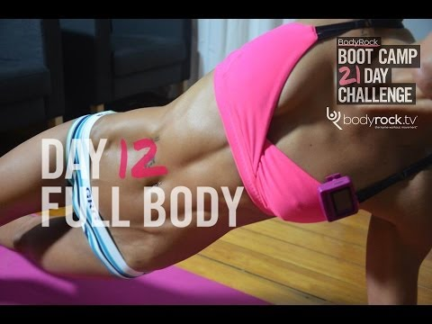 21 Day Bootcamp | Day 12