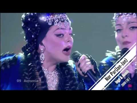 Armenia in Eurovision Song Contest