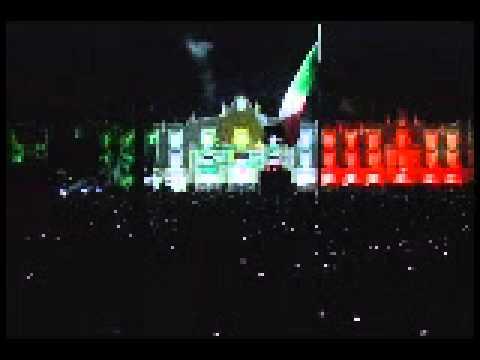 Espectaculo multimedia en el Estado de Mexico