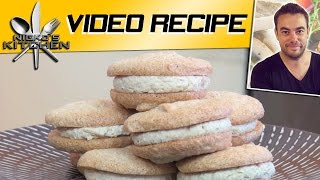 Cinnamon Toast Crunch Macarons - Video Recipe