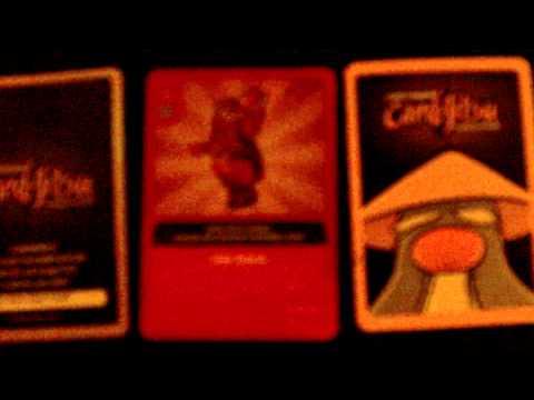 My Rarest Card Jitsu Cards