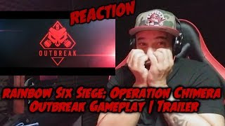 Rainbow Six Siege: Operation Chimera Outbreak Trailer REACTION
