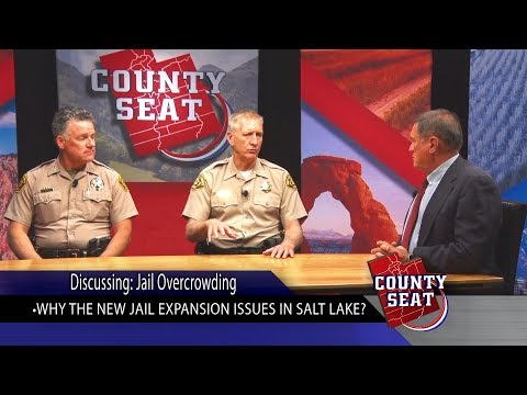 The County Seat   Discussing Jail Overcrowding