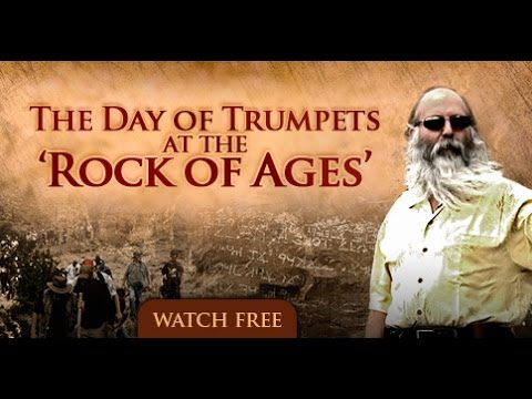 The Day of Trumpets at the Rock of Ages