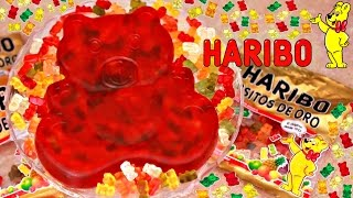 ГОТОВИМ БОЛЬШОГО МИШКУ HARIBO | SWEET HOME