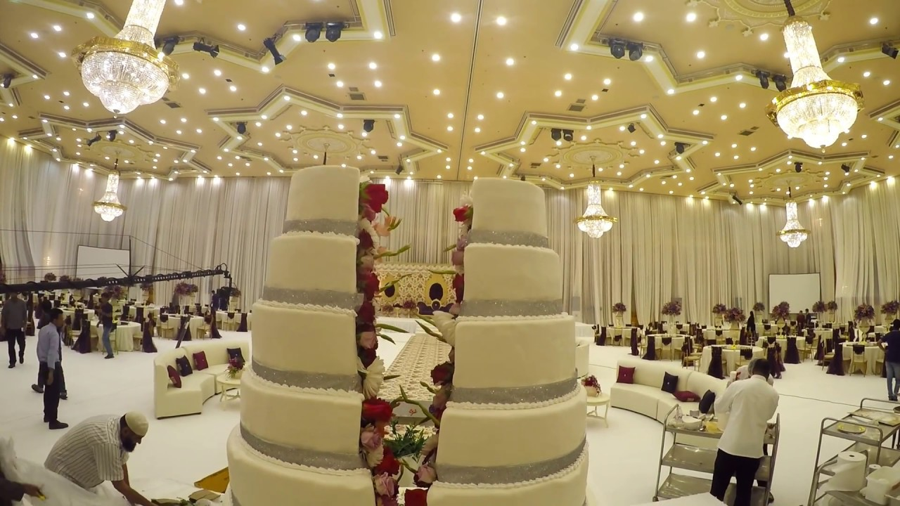 Banquet hall in jeddah hilton youtube banquet hall in jeddah hilton junglespirit Choice Image